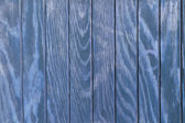 Old blue wooden texture — Stock Photo