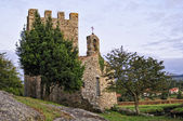West Tower in Catoira — Stock Photo
