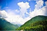 在山中湖 — 图库照片