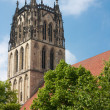 Stock Photo: Architecture in Muenster, Germany
