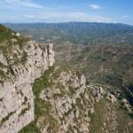 Mountains of Montserrat — Stock Photo