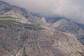 Mountains of Biokovo - National Park, Croatia — Stock Photo