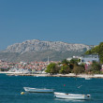 Boats on Adriatic Sea — Stock Photo