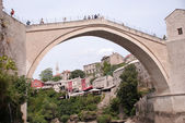 Old Bridge in Mostar — Stock Photo