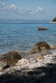 Paysage marin croate — Photo
