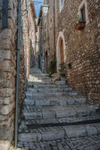 Village médiéval — Photo
