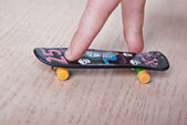 Fingerboard — Stock Photo