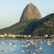 Stock Photo: Botafogo Bay