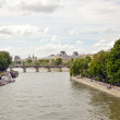 Stock Photo: Seine
