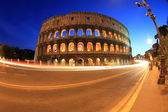 Rome at night — Stock Photo