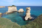 Salento Peninsular of Apulia — Foto Stock