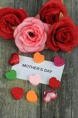 Mother's day celebration — 图库照片