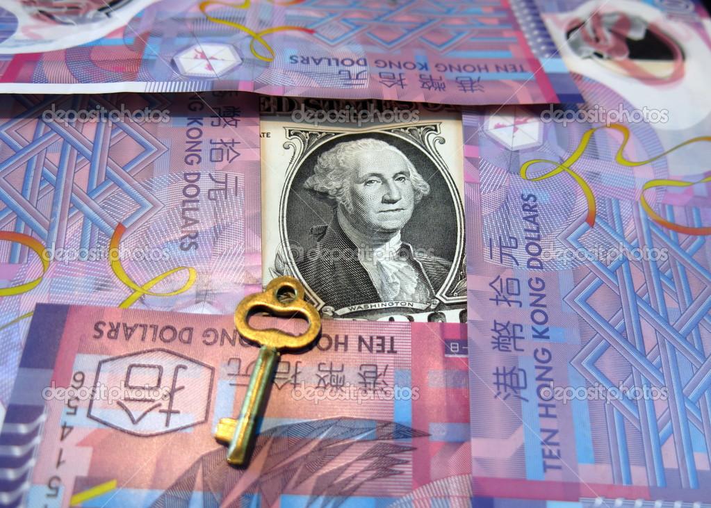 hong kong dollar\'s peg to us dollar