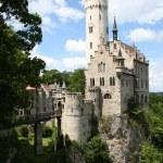 Постер, плакат: Lichtenstein castle