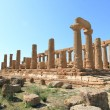 Valley of Temples in Agrigento — Stock Photo #46986835
