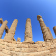 Valley of Temples in Agrigento — Stock Photo