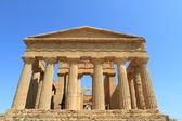Agrigento ancient temple — Stok fotoğraf