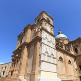 Beautiful Cathedral of Piazza Armerina of Sicily, Italy — Stockfoto