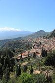 Taormina of Sicily, Italy — Stock Photo