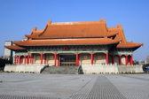 台北的歌剧院 — 图库照片