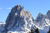 Dolomites mountain, Italy — Stock Photo