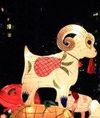 Chinese lanterns, Hong Kong — Stock Photo