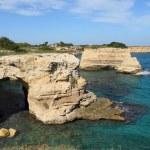 Coastal landscape in Apulia, Italy — Stock Photo #49742943