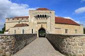 Castelo de leeds, grã-bretanha — Foto Stock