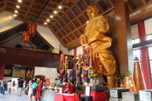 Che Kung Temple, Hong Kong — Stock Photo