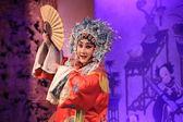 Chinese opera in Beijing — Stock Photo