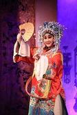 Beijing opera — Stock Photo
