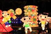 Chinese mid autumn carnival, Hong Kong — Stock Photo