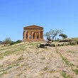 Valley of Temples in Agrigento, Sicily — Stock Photo #51566147