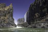 维多利亚瀑布 — 图库照片