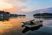 Erhai Lake — Stock Photo