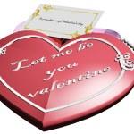 St. Valentine's day gift — Stock Photo #40009853
