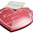 St. Valentine's day gift — Stock Photo #40009853
