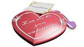 St. Valentine's day gift — Stock Photo