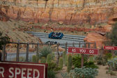 Disneyland California Carsland — Stock Photo