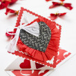 I love you card — Stock Photo #38808451