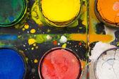 Pintura acuarela — Foto de Stock