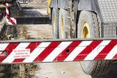 Construction Machinery — Stock Photo