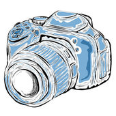 Digital Camera 2 — Stock vektor
