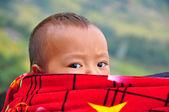Child Hmong in Sapa, Vietnam — Stock Photo