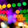 Stock Photo: Bokeh of light. Abstract background.