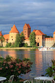 Trakai, lituania — Foto Stock
