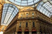 Milano, itálie — Stock fotografie
