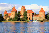 Trakai, Lithuania — Stock Photo