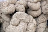 Wool yarn — Stock Photo
