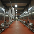 Beer Vats — Stock Photo